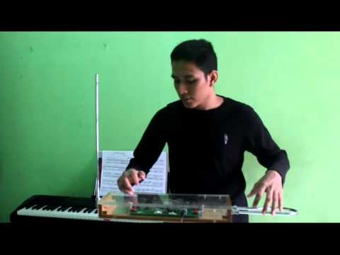 Theremin Indonesia-My Heart Will Go On (Prasetyo A)