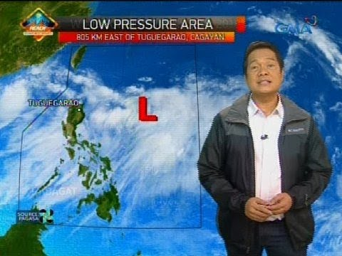 Weather update as of 1130 p.m. July 17, 2018