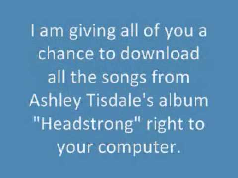 Free Ashley Tisdale Music Downloads