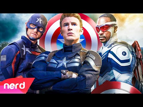 The Captain America Rap Battle