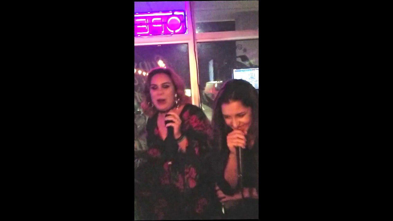 Gypsy Moon Vapin Brews karaoke - Because I got high
