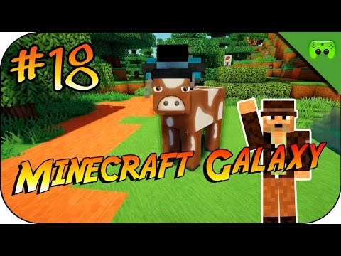 MINECRAFT GALAXY # 18 - Eure Fragen - Let's Play Minecraft Galaxy | Chris's Sicht