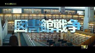 Nonton Library Wars Trailer Film Subtitle Indonesia Streaming Movie Download