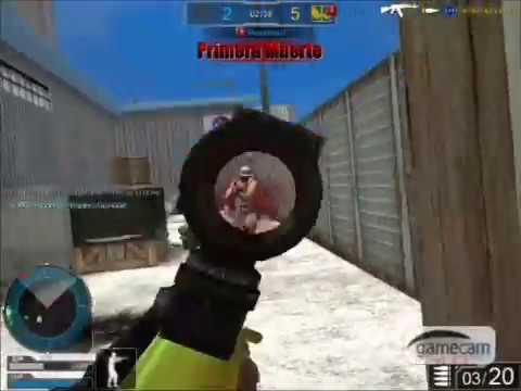 zlSkullShooterlz VS ElitePro(M79)