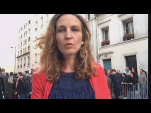 Γαλλία : Ανταπόκριση της Μαρίας Αρώνη απο το Παρίσι