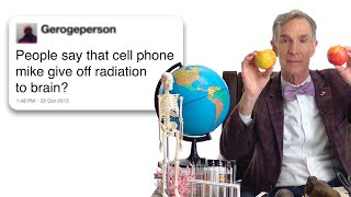 Video Bill Nye Answers Science Questions From Twitter | Tech Support | WIRED MP3, 3GP, MP4, WEBM, AVI, FLV Maret 2019