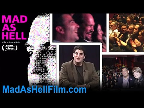 Mad As Hell (film about Cenk Uygur) Documentary Discussion