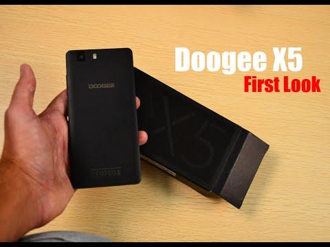 Doogee X5 обзор (превью) лучшего бюджетника с ценником до 80$ Andro-News