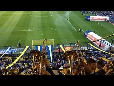Previa y entrada de La 12 - Boca Godoy Cruz 2017 - La 12 - Boca Juniors - Argentina - América del Sur