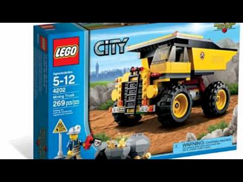 Video See the latest video of City 4202 Mining Truck