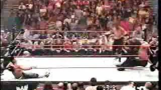 John Cena Vs Gran Khali Vs Umaga