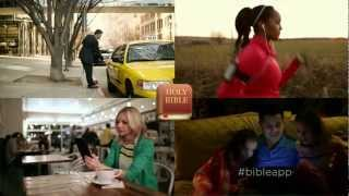 The Bible App - TV Ad - Read, Listen, Watch, Share