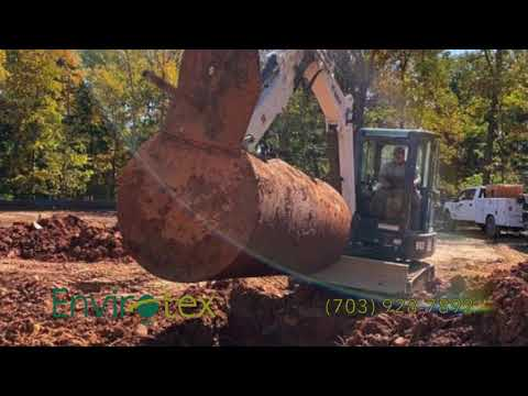 Commercial and Residential Heating Oil Tank Removal and Soil Remediation