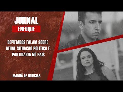Janaína Paschoal e Tenente Coimbra falam sobre o trabalho realizado na Alesp