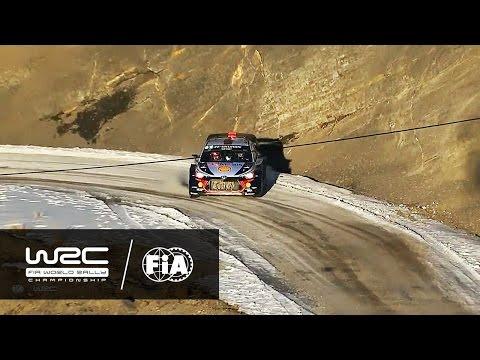 WRC- Rally Montecarlo/ Resumen especiales 9 y 10