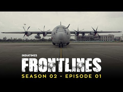 Indiatimes | Frontlines S02E01 | Maintaining World's Highest Battle Ground