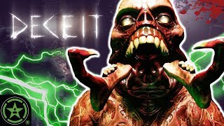 Stop Drinking Blood In Front of Me! - Deceit | Live Gameplay by Let's Play