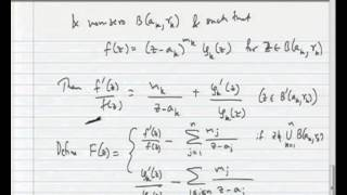 Mod-04 Lec-05 Counting The Zeroes Of Analytic Functions