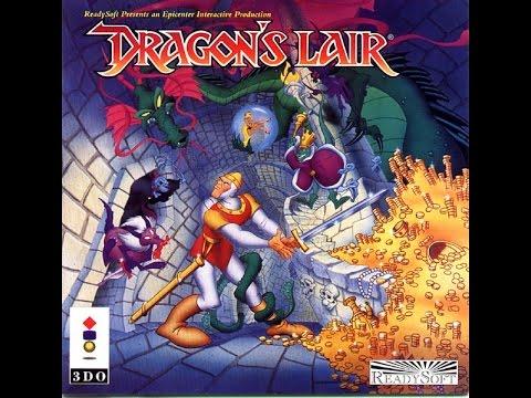 dragon's lair 3do controls