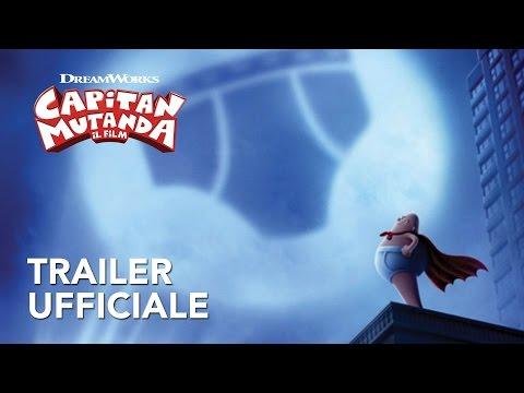 Preview Trailer Capitan mutanda: il film, trailer ufficiale italiano