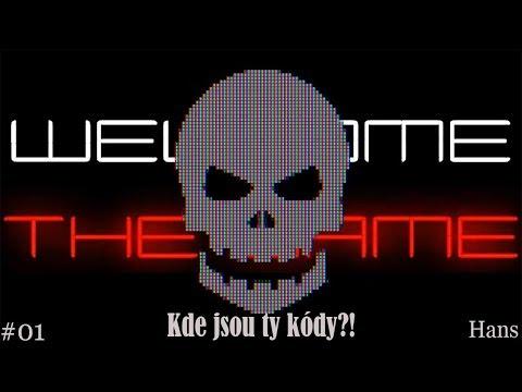KDE JSOU TY KÓDY?! | WELCOME TO THE GAME / DEEP WEB SIMULATOR [#01]