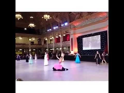 Barbara Seelt (NL) Line Dance World Champion WDM 2015