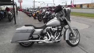 6. 950490 - 2010 Harley Davidson CVO Street Glide FLHXSE - Used Motorcycle For Sale