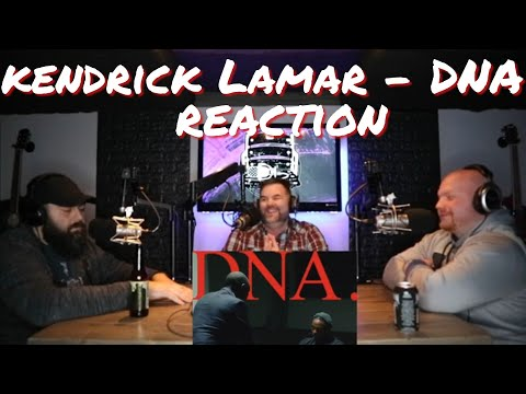 Kendrick Lamar - DNA - Reaction by Back Row Reacts