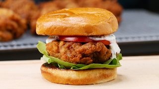 Buttermilk-Fried Chicken Sandwich