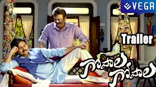 Nonton Gopala Gopala Movie Trailer   Venkatesh Pawan Kalyan   Latest Telugu Movie Teaser  2015 Film Subtitle Indonesia Streaming Movie Download
