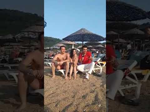 Milyon beach fest'te eğlence tam gaz sürüyor (видео)