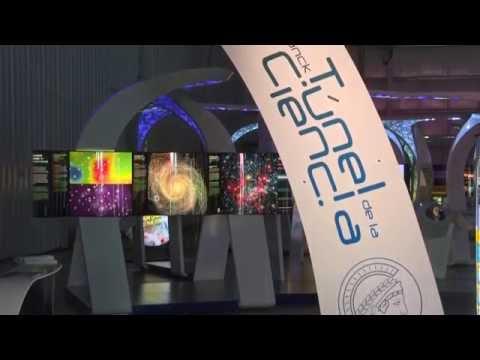 Tunel de la Ciencia Andreas