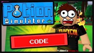 EXCLUSIVE CODE FOR POTION SIMULATOR! | Roblox Potion Simulator