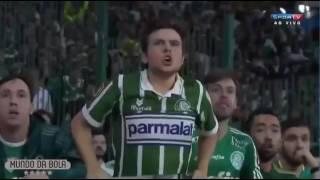 GOL DE FABIANO! Palmeiras 3 x 2 Penarol - Taça Libertadores 2017. GOL DO PALMEIRAS Após cruzamento de Michel Bastos...