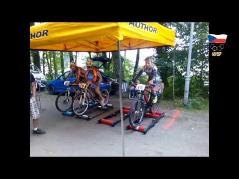 Příprava MTB cyklistu