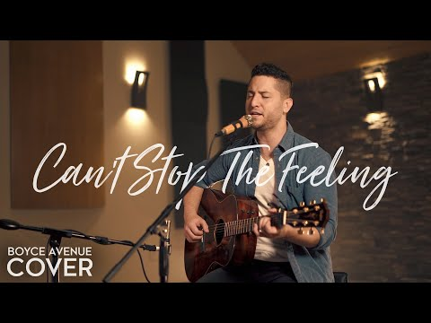 Can't Stop the Feeling! Justin Timberlake Cover