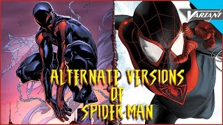 Video The Alternate Versions Of Spider-Man! MP3, 3GP, MP4, WEBM, AVI, FLV Oktober 2018