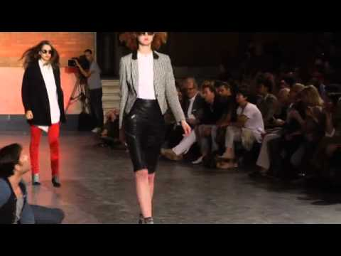Video: Band of Outsiders Spring/Summer 2012 Presentation at Pitti 80