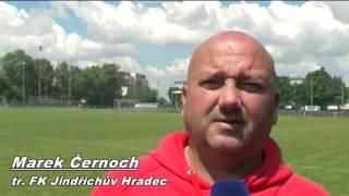 FC Zličín - FK Jindřichův Hradec 1910