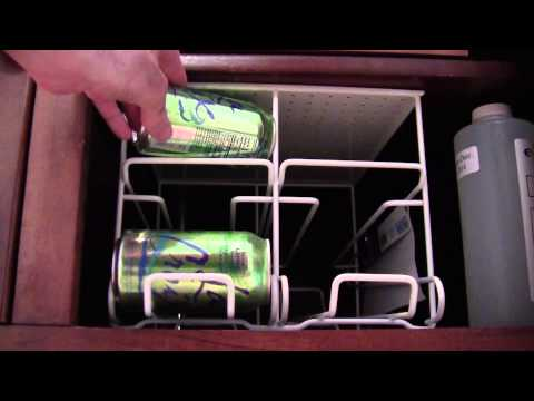 Schulte 24 Can Beverage Dispenser Review