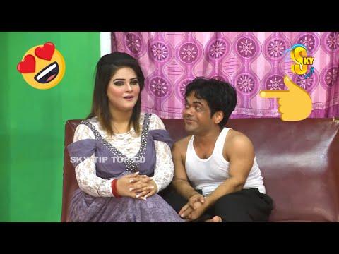 Vicky Kodu and Babra Ali | Punjabi Stage Drama | Stage Drama | Chor Machaye Shor | Comedy Clip 2020