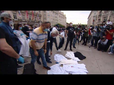 Covid-19: Σεφ από όλη την Ευρώπη ζητούν μέτρα προστασίας του κλάδου τους…