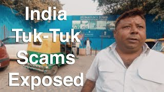 Video India Rickshaw Scams Exposed & How to Get the Best Price (Save 50%+) MP3, 3GP, MP4, WEBM, AVI, FLV Oktober 2018