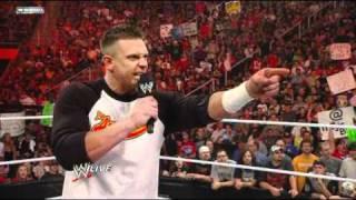 FOR LATEST WWE NEWS - http://www.chatbook.in/WWE Raw 5/9/11 - John Cena vs. Alex Riley *HD*