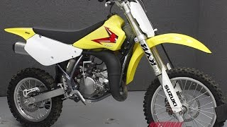 4. 2015 SUZUKI RM85  - National Powersports Distributors