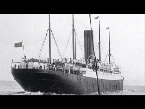 مرور 100 عام على غرق سفينة التايتانيك - فيديو