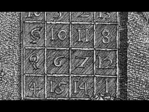 Magic Square – Sixty Symbols