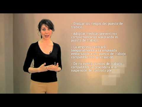 Ibermutuamur  Prestación por Riesgo durante el Embarazo