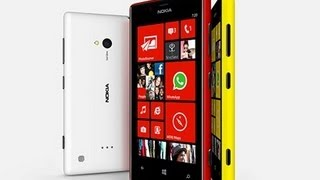 Nokia Lumia 720 First Impressions