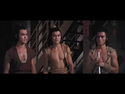 Return Of The Five Deadly Venoms-  Fight Scene Shaw Brothers